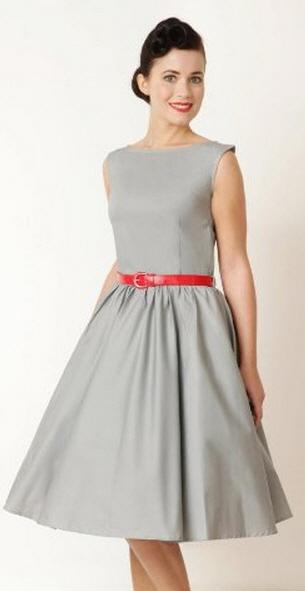 Bagaimana gaun gaya vintage bisa mengubah lemari pakaian Anda